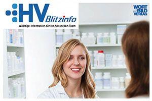 Oktober A: HV-BlitzInfo Apotheken Umschau A