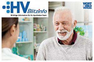 Oktober B: HV-BlitzInfo Apotheken Umschau B