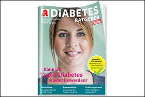 Themenauswahl 2020/2021 - Diabetes Ratgeber (PDF)