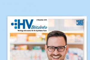 HV-BlitzInfo Apotheken Umschau B Oktober