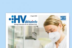 HV-BlitzInfo Apotheken Umschau A August